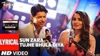 Sun Zara /Tujhe Bhula Diya Lyrical Video | T   - YouTube