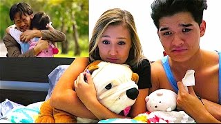 COUPLES TRY NOT TO CRY CHALLENGE!! 😭😭