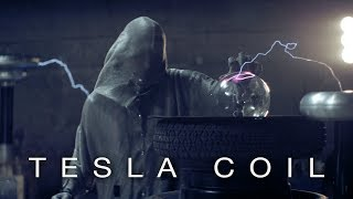 Cymatics: Tesla Coil