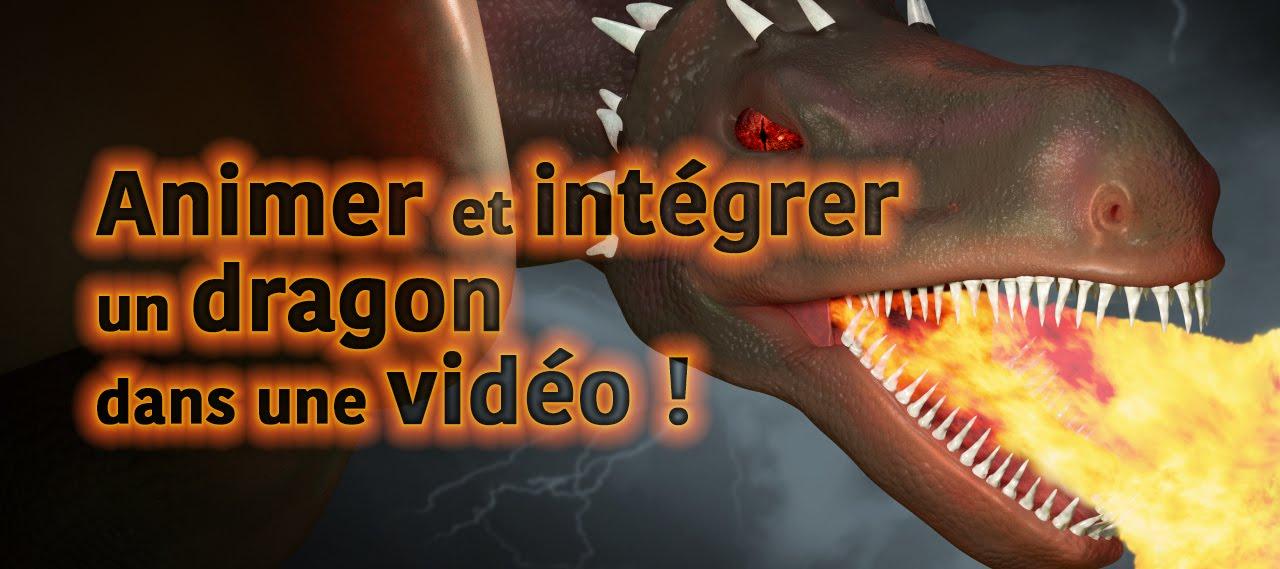 Dragon - Blender (Teaser de tuto)