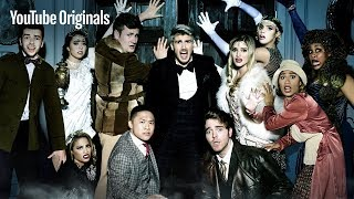 Go Behind the Scenes with Joey Graceffa - Escape the Night Trailer