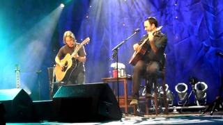 Dave Matthews and Tim Reynolds - Funny The Way It Is