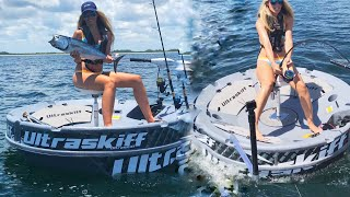 Amazing Fishing Compilation Ft. Girl Shark Scream Video