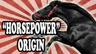 Why Engines are Commonly Measured in Horsepower
