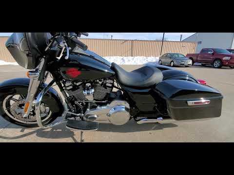 2021 Harley-Davidson Electra Glide® Standard in Ames, Iowa - Video 1