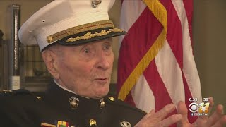 104-Year-Old Veteran Asking For Valentine's Day Cards