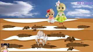 ChiChi ToysReview TV - Trò Chơi búp bê làm nông dân tập 3