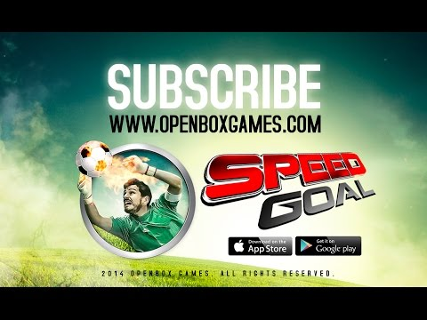 Video of SPEED GOAL OpenBox Games