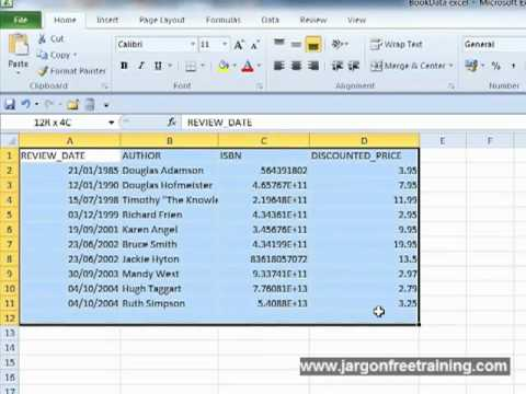 Learn MS Office - YouTube