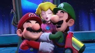 Luigi's Mansion 3 - Final Boss + Ending