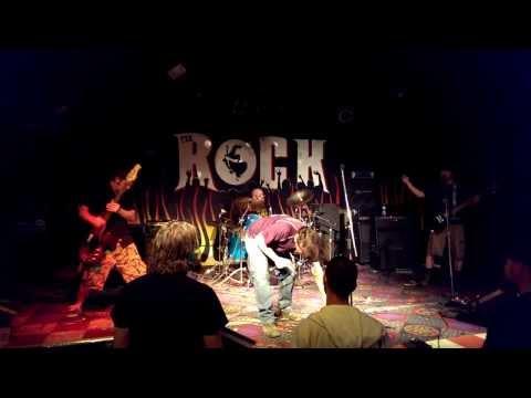 Blacklidge - Don't Pray For Me @ The Rock, Tucson 2-22-14