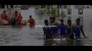 Chennai Flood  Natures Fury And Rise Of Humanity