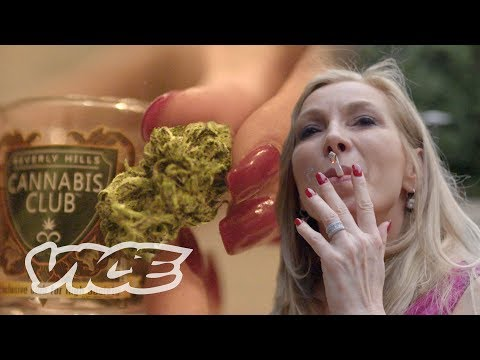 Meet the Martha Stewart of Marijuana