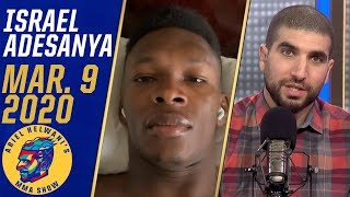 Israel Adesanya reflects on 'the weirdest fight' of his career at UFC 248 | Ariel Helwani's MMA Show