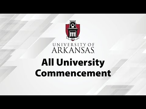 All University Commencement