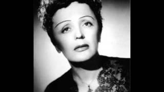 Edith Piaf -Paris- 1949
