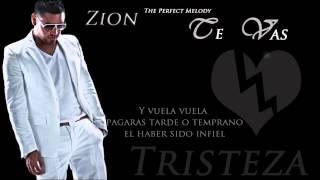Zion - Te Vas (HD)