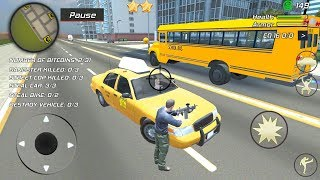 Grand Action Simulator New York Car Gang (by HGamesArt) Android Gameplay [HD]