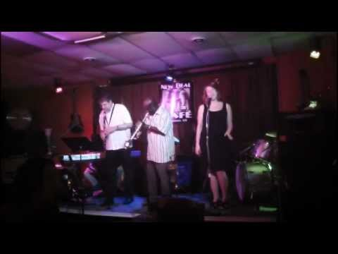 Night & Day ~ Cole Porter ~ Abby Nightingale ~ 6.20.12 at the New Deal Cafe
