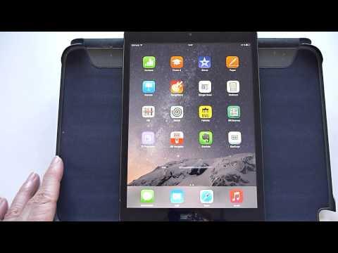 iPad - eine App deinstallieren