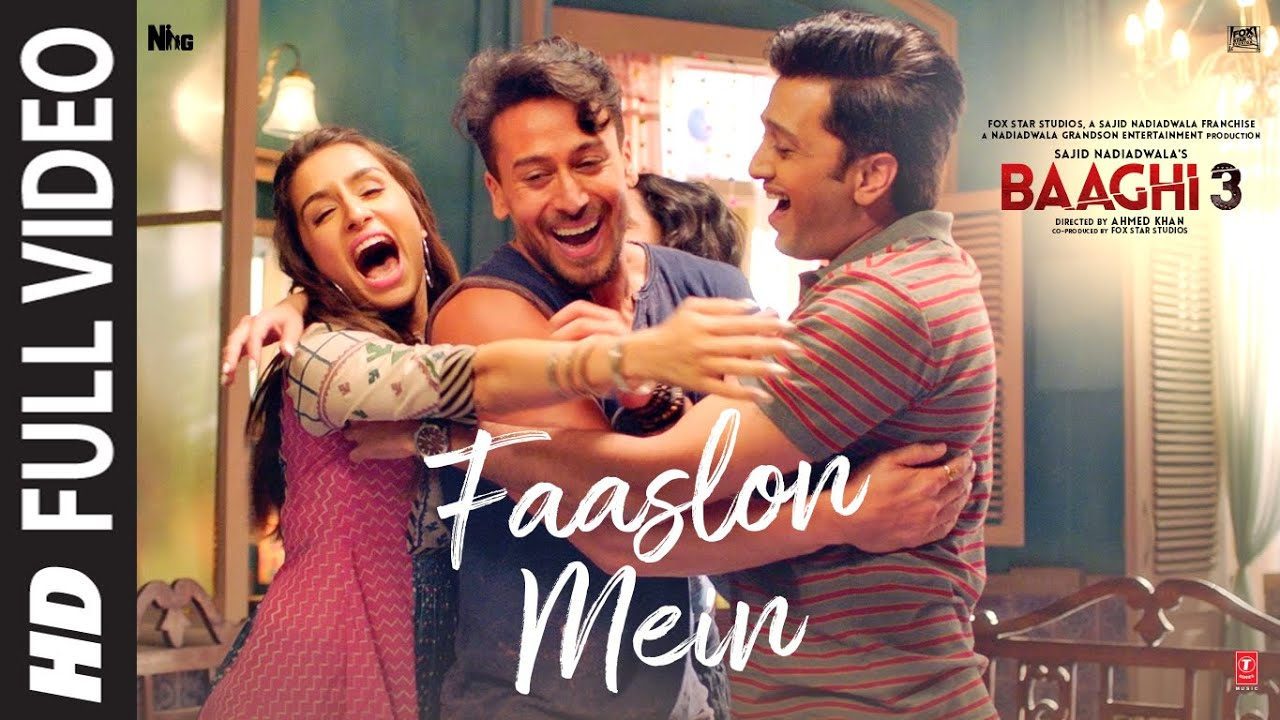 Faaslon Mein Lyrics- Sachet Tandon