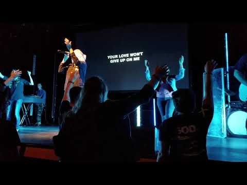 Love won't give up- elevation Raleigh