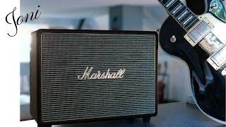 Bluetooth Lautsprecher mit viel Bass! Marshall Woburn deutsch unboxing /MusicBart