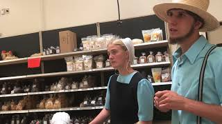 Learning about Amish family Values