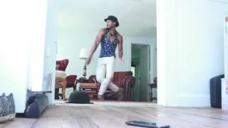 Arcade Fire Electric Blue - Alijah Villian Dance