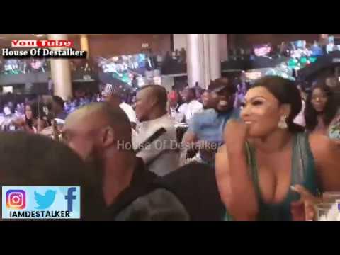 DESTALKER THRILLED AUDIENCE AT AKPORORO VS AKPORORO 2019 LAGOS EKO HOTEL (HOUSE OF DESTALKER)