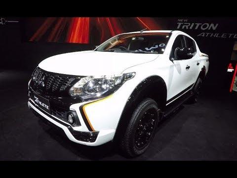2018 Mitsubishi Triton Athlete Thailand Motor Expo 2017