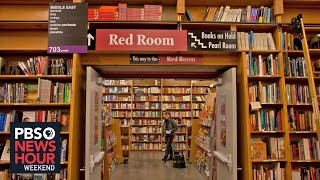 Landmark Oregon Bookstore Strains To Survive The Pandemic