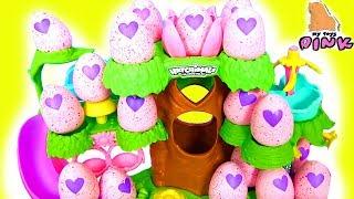 #Hatchimals Nursery ДЕТСКИЙ САД ХЭТЧИМАЛС! Сюрприз Яйца! Распаковка Игрушек | Май Тойс Пинк