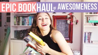 JUNE BOOK HAUL OF AWESOMENESS - Video Youtube