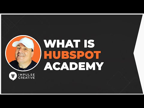 What is HubSpot Academy? Certifications, Learning & More - YouTube