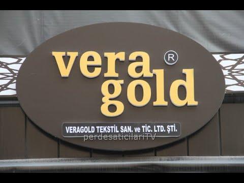 Vera Gold Tekstil