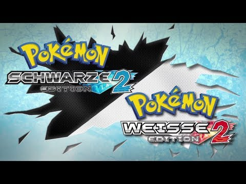 Pokemon: Schwarze Edition / Version Noire 2