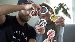 WE TEST THE WORLDS STRONGEST SNUS - Part 1 - Overdose