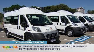 Governo do Paraná investe mais de 7 milhões de reais em saúde