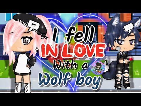 I Fell in Love with a Wolf Boy | Gacha Life | GLMM
