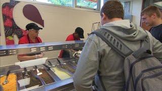 Expanding school lunch programs