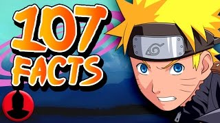 107 Naruto Anime Facts YOU Should Know! - (107 Anime Facts S1 E4) - Cartoon Hangover