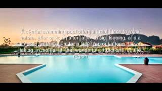 preview picture of video 'Emeralda Hotel Resort in  Ninh Binh, Ninhbinh package tour travel'