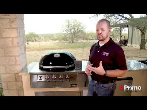 Primo Oval G 420 Gas Grill