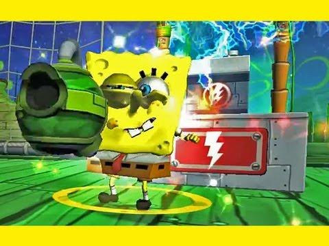 Spongebob Schwammkopf Planktons Fiese Robo-Rache