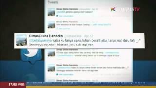 Apakah Harus Mati Lebih Dulu Curhat Twitter Korban STIP  Kompas Petang 30 April 2014
