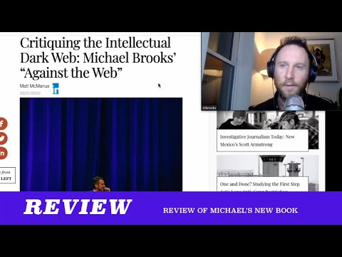 """Review of Michael's New Book """"Against the Web"""" (TMBS 133)"""