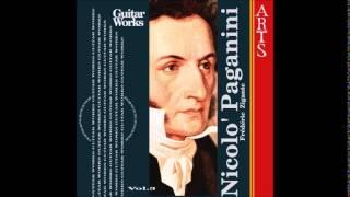 Niccolò Paganini - Guitar Works Vol. 3 - Frédéric Zigante [full album]
