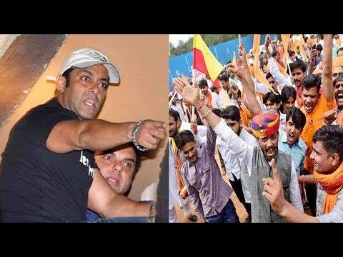 Protests Outside Salman Khan's House To Ban Bigg Boss 13