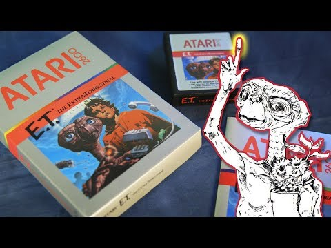 Atari's Much-HatedE.T. Is A (Slightly) Better Game If You Read The Manual